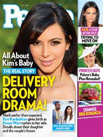 Kim & Kanye: Baby Joy – and Drama