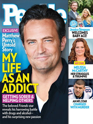 photo | Babies, Pregnancy, Football, Matthew Perry Cover, Aaron Hernandez, Jessica Simpson, Matthew Perry, Melissa McCarthy