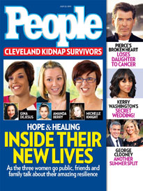 Cleveland Kidnap Survivors: 'Getting Stronger Every Day'