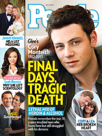 A Life Cut Short: Cory Monteith: 1982-2013
