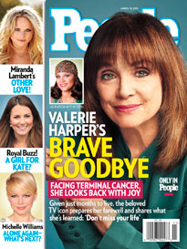 Valerie Harper: Ready to Say Goodbye