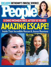 Cleveland Kidnapping Case: 'I'm Free!'