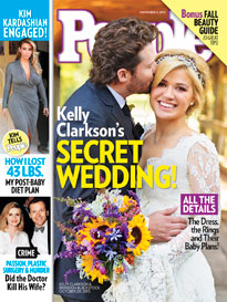 Kelly Clarkson: Country Bride