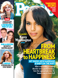 Kerry Washington: Her Magic Moment