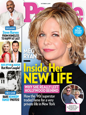 photo | Couples, The Steve Harvey Show, Meg Ryan Cover, John Mellencamp, Kate Upton, Maksim Chmerkovskiy, Meg Ryan, Steve Harvey