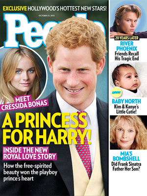 photo | Prince Harry Cover, The British Royals, Cressida Bonas, Prince Harry