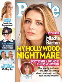 Mischa Barton's Hollywood Nightmare: I Had a 'Full-on Breakdown'