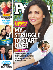 Can Bethenny Bounce Back?