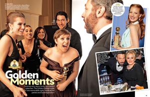 2013 Golden Globes: Golden Moments