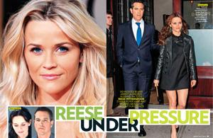 Reese Under Pressure