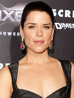 How Neve Campbell Chose Son Caspian's Name