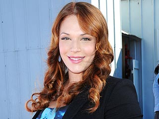 PHOTO: It's a Boy for The Mentalist's Amanda Righetti