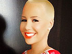 Amber Rose Celebrates Her Baby Shower