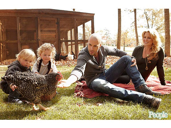 Chris Daughtry Makes 'Every Moment Count' with His Family