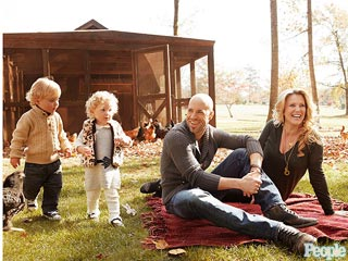 Chris Daughtry Makes 'Every Moment Count' with His Family   Chris Daughtry