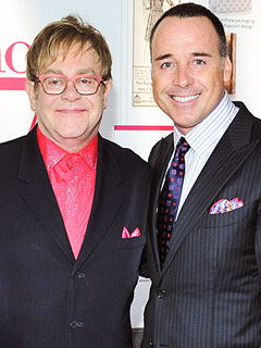 Elton John Welcomes Second Child