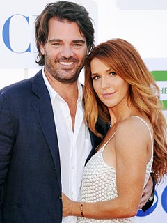 Poppy Montgomery Pregnant Expecting Third Child