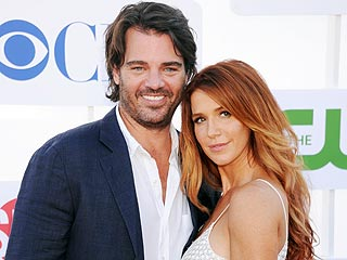 It's a Girl for Poppy Montgomery