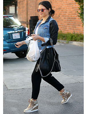Look for Less: Jenna Dewan-Tatum's Sporty Chic