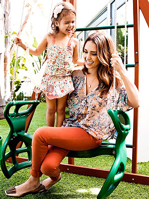 Jessica Alba and The Honest Company Team Up with Zulily