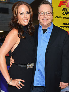 Tom Arnold: Baby Boy on the Way