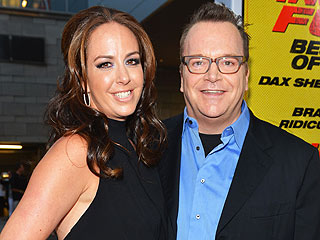 Tom Arnold Welcomes a Son | Tom Arnold