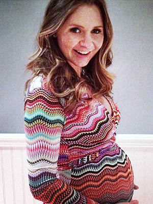 Beverley Mitchell Blog 30 Weeks Pregnant