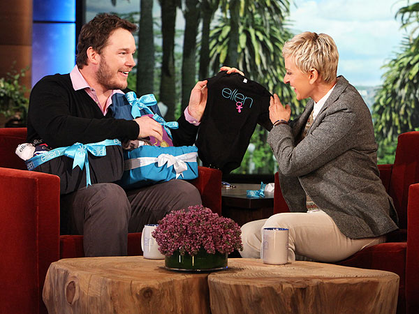 Chris Pratt Enjoying 'Firsts' All Over Again with Son Jack