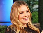 Kristen Bell's Birth Plan Involves Whiskey and a Baseball Bat