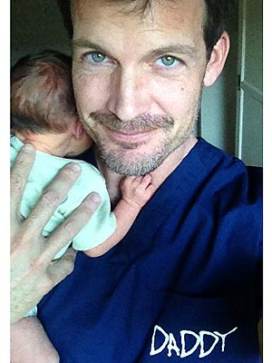Mark Deklin Welcomes Son Julian Ryder