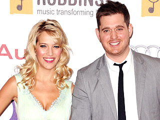 Baby on the Way for Michael Bublé