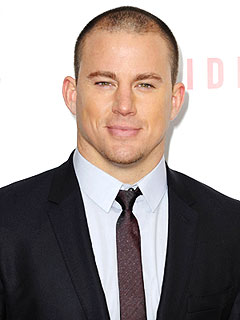 Channing Tatum Side Effects Diapering Lesson