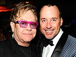 Meet Elton John's Newborn Son Elijah | David Furnish, Elton John