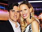 Karolína Kurková: My Son Sings and Dances on The Face Set | Karolina Kurkova