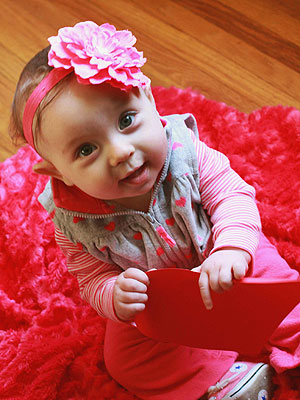 Jenna von Oy Valentine's Day Blog