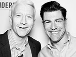 Max Greenfield: My Daughter Rocks Out – Gangnam Style | Anderson Cooper