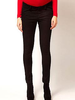 ASOS Black Maternity Jeans