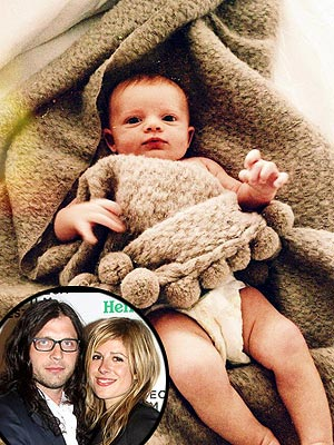 Nathan Followill Jessie Baylin Violet Marlowe First Photo
