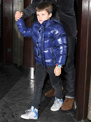 Cruz Beckham Burberry Jacket Supra Shoes Look for Less