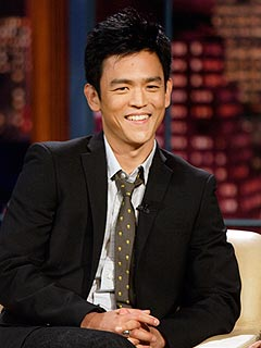 John Cho Welcomes Daughter Exclusive