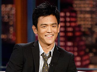 It's a Girl for John Cho