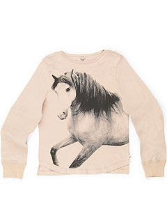 Stella McCartney Kids' Horse Tee