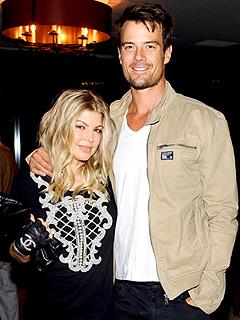 Josh Duhamel Fergie's Pregnancy Ultrasound
