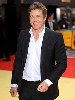 Hugh Grant Welcomes His Second Child, A Boy