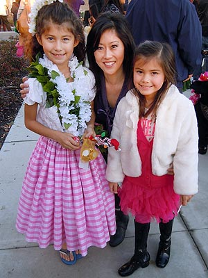 Kristi Yamaguchi Tom's of Maine Tooth Fairy Hero Program
