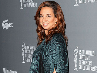 Check Out Pregnant Maya Rudolph's Undercover Bump | Maya Rudolph