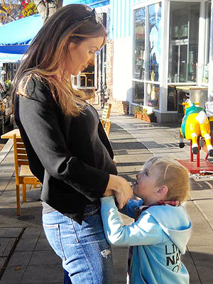 Poppy Montgomery's Blog: Pregnancy Cravings