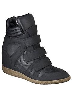 Xhilaration Kahsha High Top Wedge Sneaker