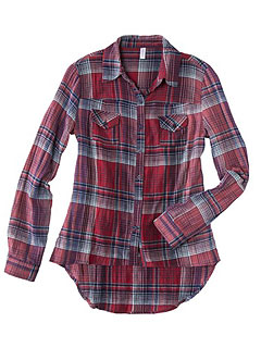 Xhilaration Plaid Shirt