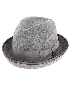 San Diego Hat Company Wool Felt Fedora